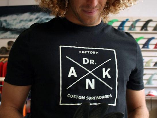"Le nuove t-shirt ""Classic"" e ""Factory"" Dr.ank"