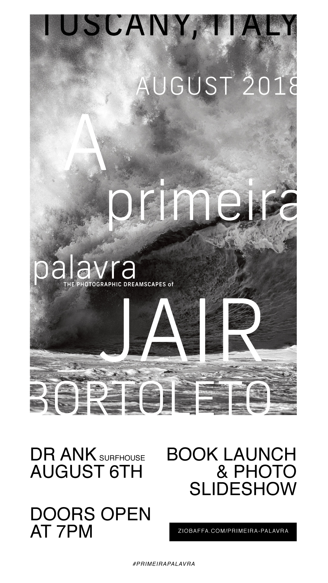 A PRIMEIRA PALAVRA THE PHOTOGRAPHIC DREAMSCAPES OF JAIR BORTOLETO