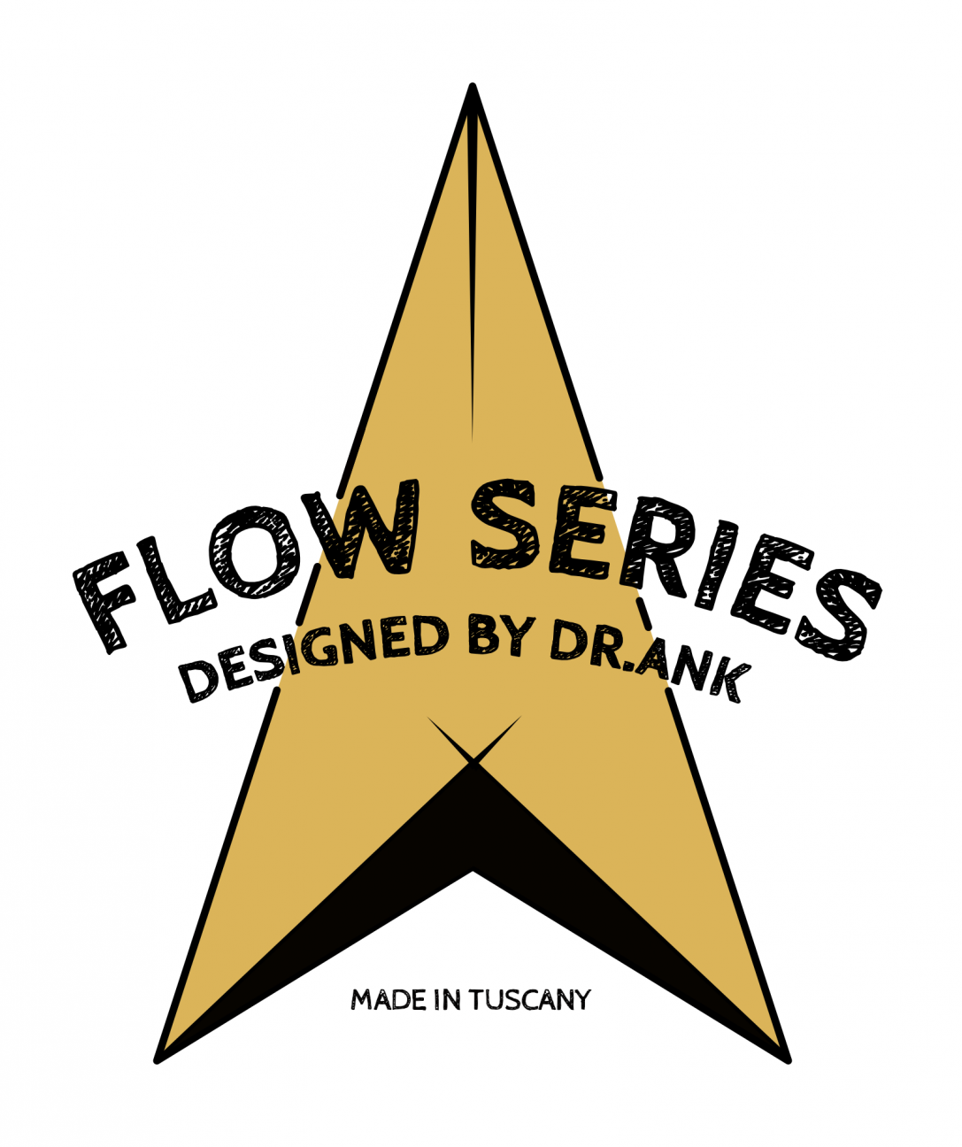 """FLOW SERIES by Dr.ank Surfboards """"Made in Tuscany"""""""